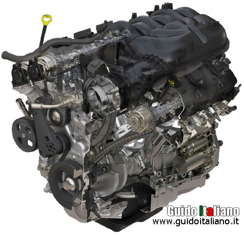 Chrysler V6 Engine Pentastar - www.guidoitaliano.it -