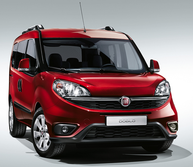 New Fiat Doblò MY 2015 - www.guidoitaliano.it -