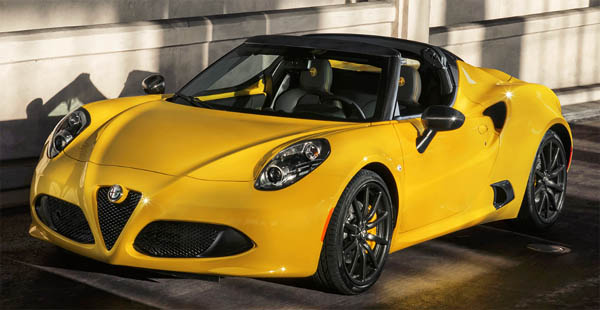 Alfa 4C Spider 2015 - www.guidoitaliano.it -