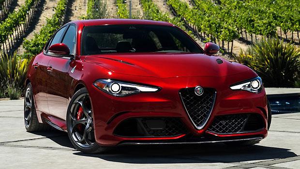 Mercato auto USA a febbraio 2017 segna – 1,1 %. Alfa Romeo con la Giulia vola + 842% nelle vendite