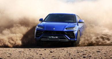 P Zero, P Zero Corsa e Scorpion calzano la nuova Urus Lamborghini, il Suv più veloce di sempre