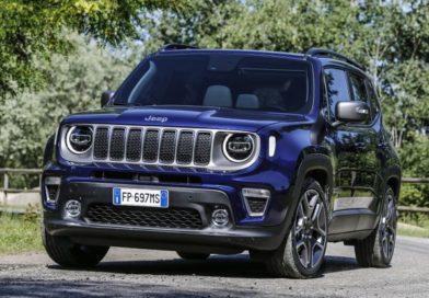 Svelata la Nuova Jeep® Renegade MY 19 al Salone dell'auto di Torino