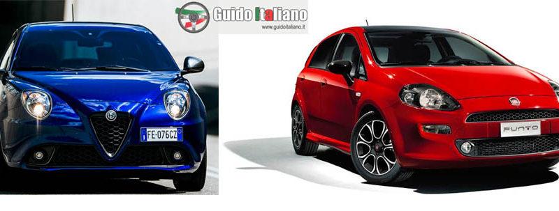 FCA ha deciso: stop alla produzione della Fiat Punto e Alfa MiTo e nessuna erede al loro posto