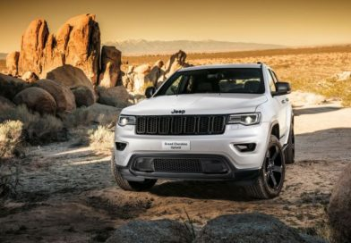 Arriva negli showroom Jeep la nuova Grand Cherokee Upland