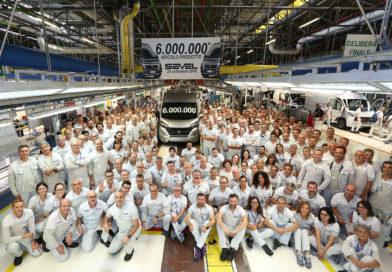 Sei milioni di veicoli a Sevel, lo stabilimento di Ducato in Abruzzo