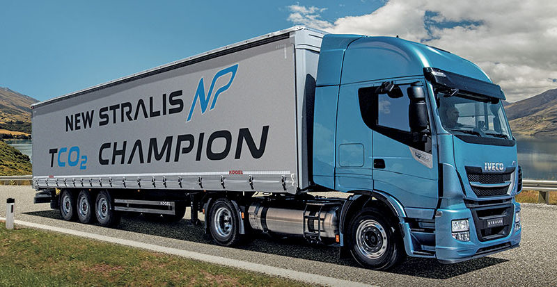 L'IVECO Stralis NP 460 si aggiudica il titolo di Sustainable Truck of the Year 2019