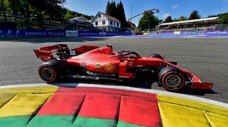 Gran Premio del Belgio: la Scuderia Ferrari e Charles Leclerc trionfano a Spa