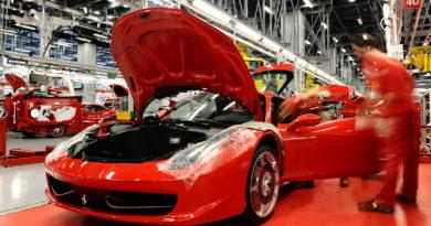 Ferrari premiata come società piu ambita dai lavoratori italiani ai Randstad Employer Brand 2021