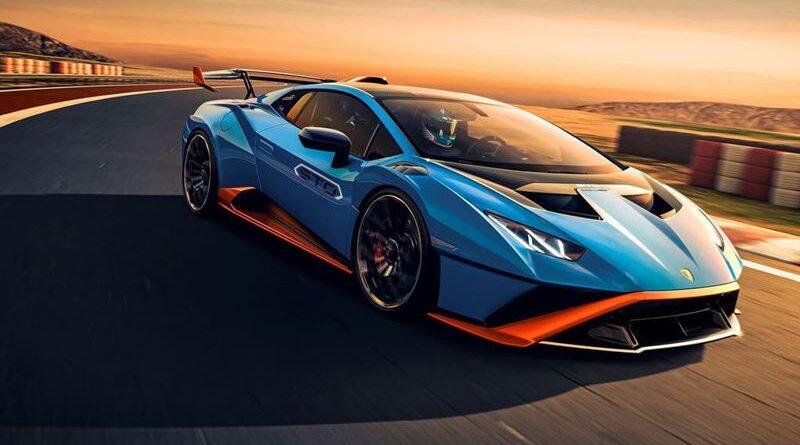 Dalla pista alla strada: arrivata la nuova Lamborghini Huracán STO