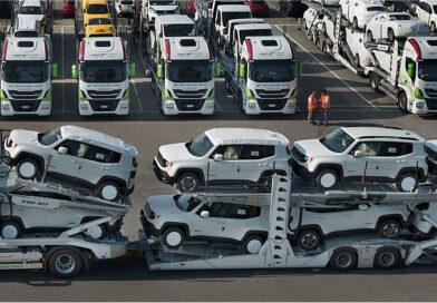 A GENNAIO 2021 IN EUROPA OCCIDENTALE IMMATRICOLAZIONI AUTO GIU' DEL 25,7%