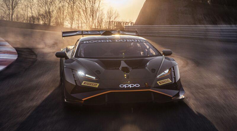 Nuova Lamborghini Huracán Super Trofeo EVO2: gara di stile