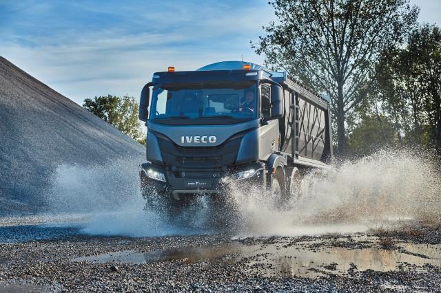 IVECO presenta il nuovo IVECO T-WAY: il veicolo più tenace progettato per le missioni off-road più estreme