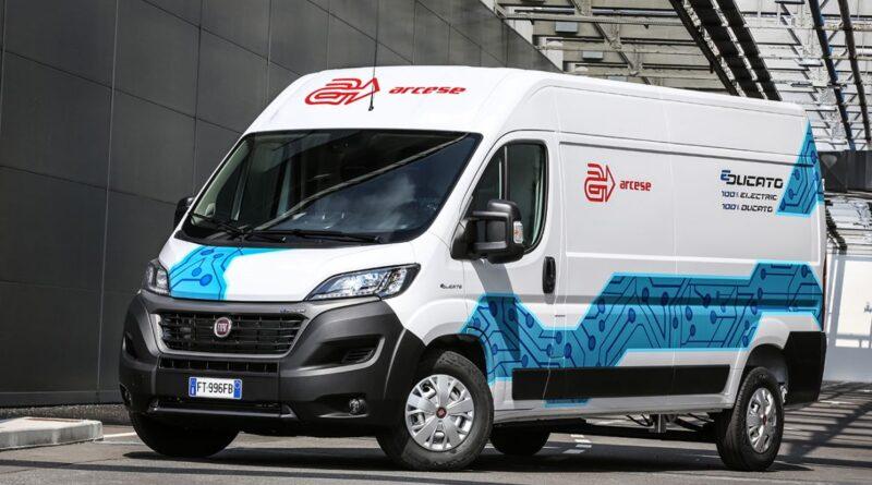 Fiat Professional insieme ad Arcese: un impegno comune per un futuro più green