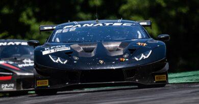 Lamborghini raggiunge quota 100 vittorie in GT3 grazie a un nuovo successo nel GT World Challenge America