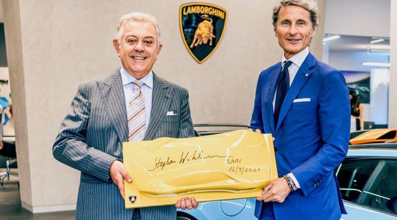 Nuova concessionaria Lamborghini a Bari e ulteriore rafforzamento della rete Italia. Il partner barese è Maldarizzi Automotive SPA
